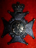 PB79 - 3rd Victoria Rifles of Canada Victorian Pouch Belt Plate