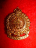MM273 - 104th REGIMENT, New Westminster, Cap / Collar Badge