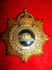 HP-31, Canadian Army Service Corps, Officer's two-piece Gilt Pugaree Badge