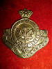 MC9A - The Governor General's Body Guard, Brass Victorian Cap Badge