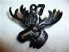 MM261 - 97th Algonquin Regiment Cap Badge