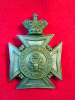 HP191 - 49th Hastings Battalion of Rifles Victorian OR's Helmet Plate