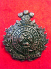 MM80 - 14th Regiment Princess of Wales Own Rifles post 1907 Glengarry Badge