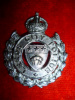 Leeds City Police KC Cap Badge, UK