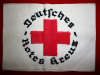 Third Reich Deutsches Rotes Kreuze Armband (Red Cross Combat Medic)