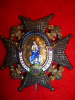 Spain, Order of Charles III, Grand Cross Breast Star